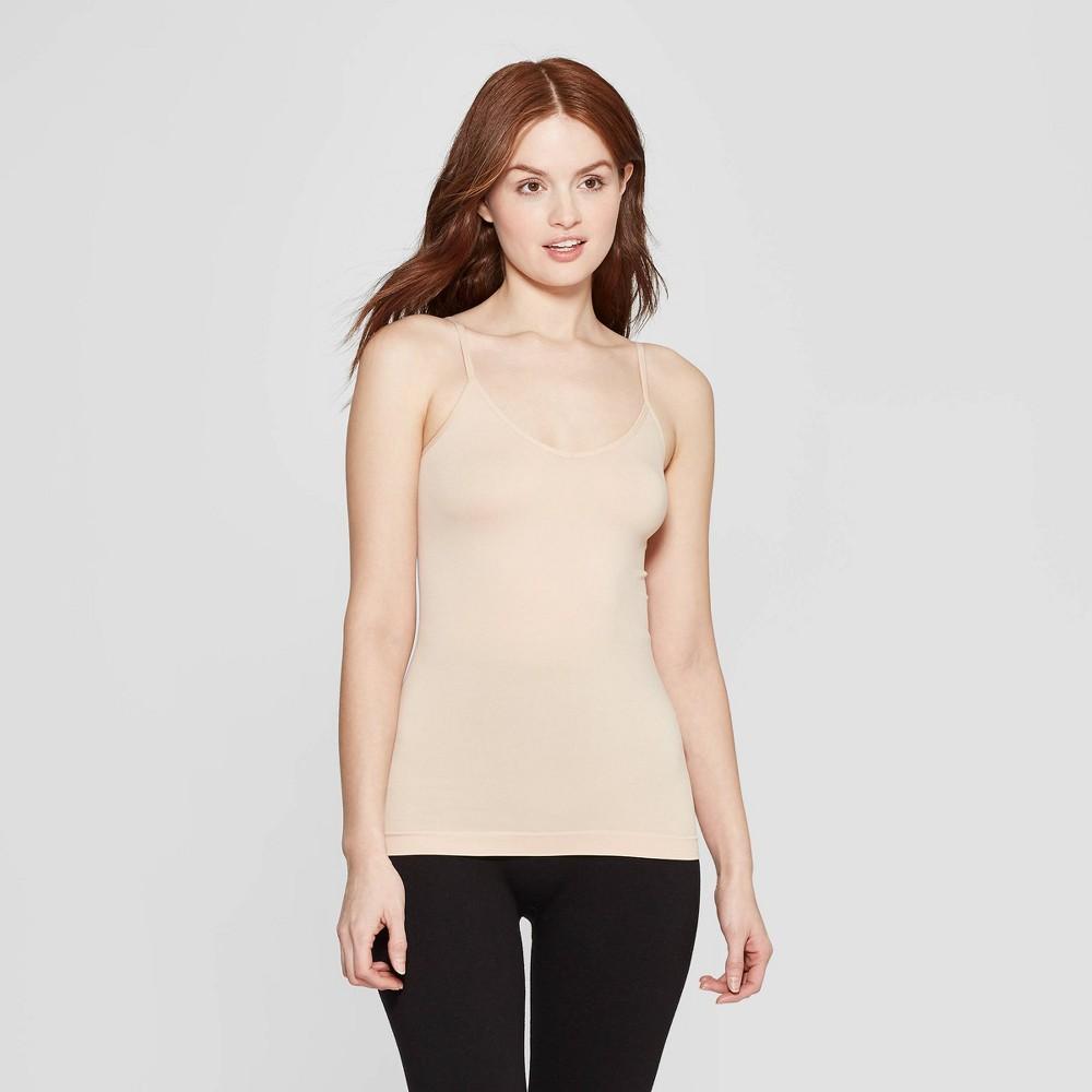 Women's Seamless Cami - Auden Soft Beige XL