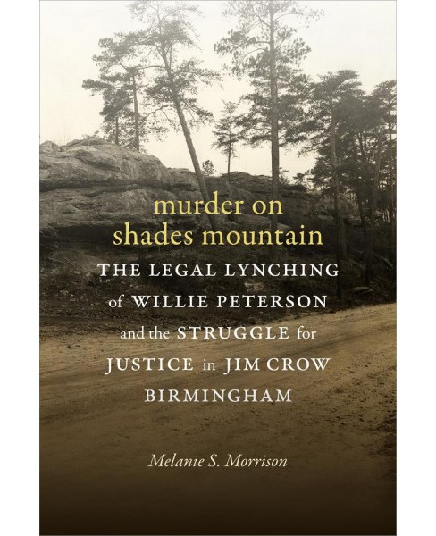Murder on Shades Mountain : The Legal Lynching of Willie Peterson and the Struggle for Justice in Jim - image 1 of 1