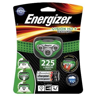 Energizer Vision HD + Head LED Light