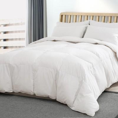 Puredown Lightweight White Goose Down Fiber comforter
