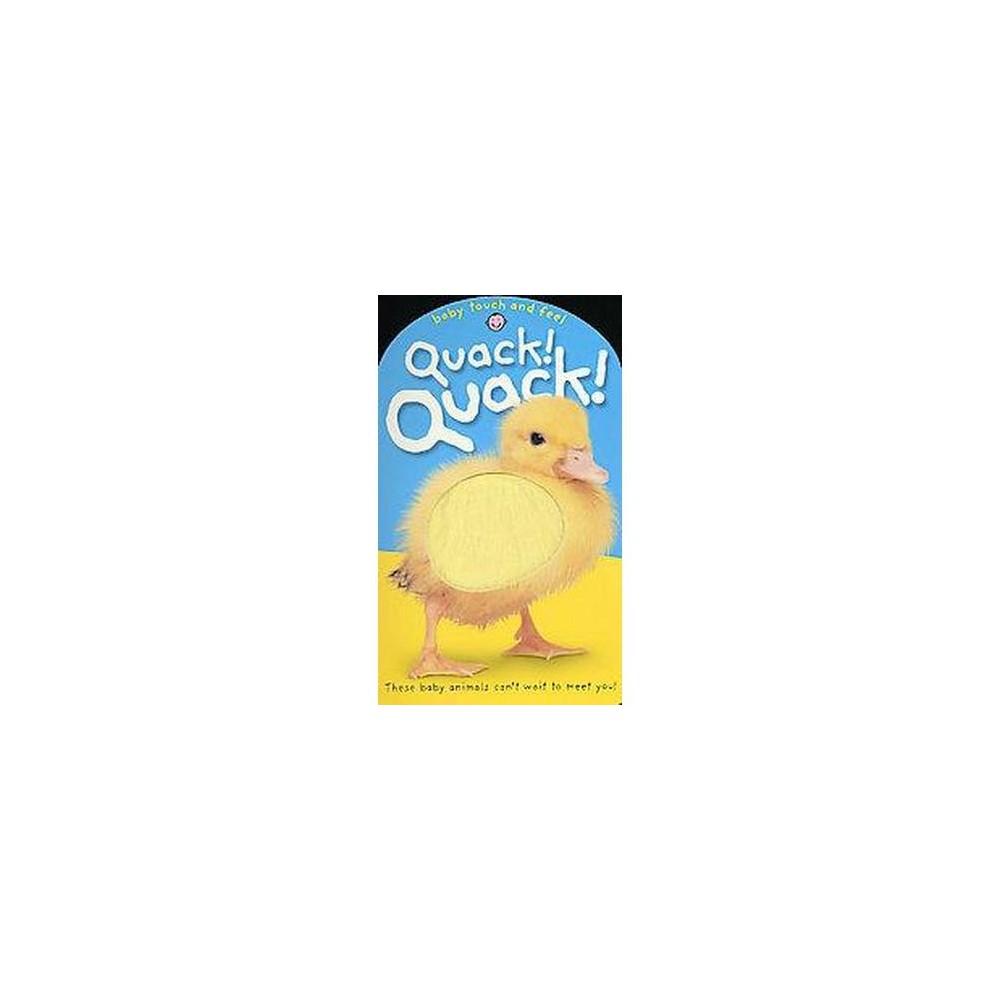 Quack! Quack! (Hardcover) (Roger Priddy)