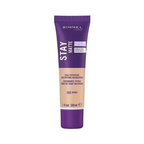 Rimmel Stay Matte Foundation - image 1 of 3
