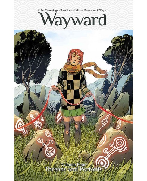 Wayward 4 : Threads and Portents (Paperback) (Jim Zub) - image 1 of 1