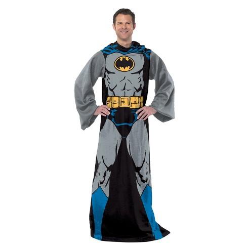 "Batman in Black Comfy Throw (46""x71"") - image 1 of 2"