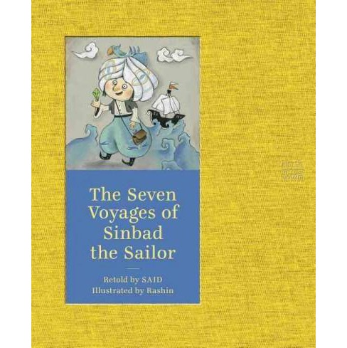 Seven Voyages of Sinbad the Sailor (Translation) (Hardcover) - image 1 of 1