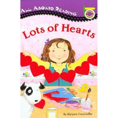 Lots of Hearts - (All Aboard Picture Reader) by  Maryann Cocca-Leffler (Paperback) - image 1 of 1