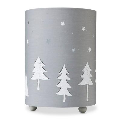 Merveilleux Uplight Table Lamp Trees   Cloud Island™ Gray
