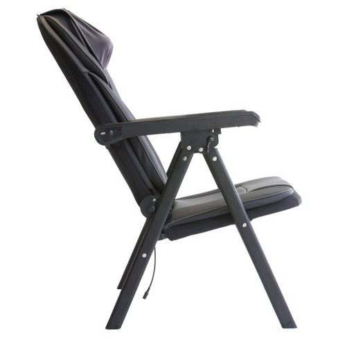 Sharper Image Foldable Shiatsu Massage Chair Target