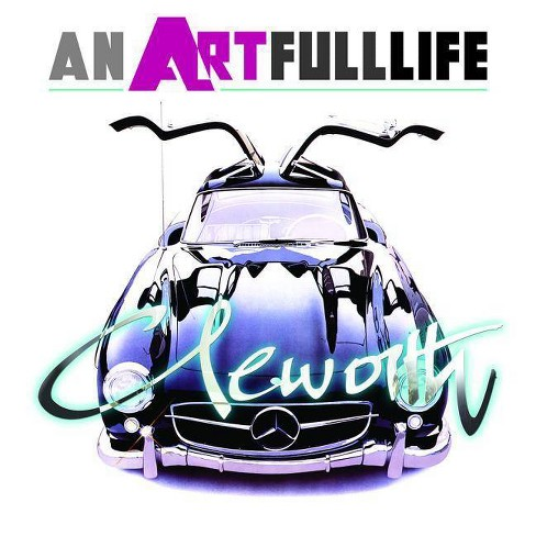 Cleworth: An Artfulllife - (Hardcover) - image 1 of 1