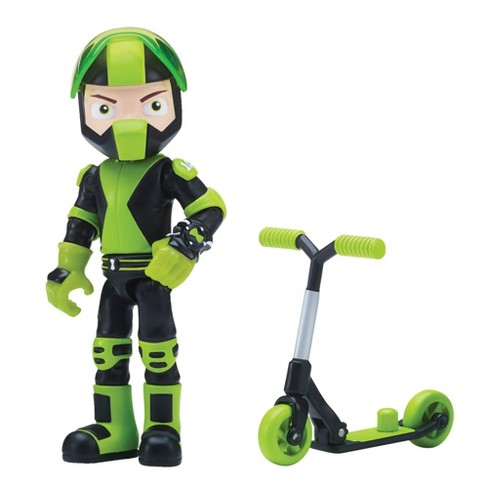 Ben 10 Ben with Rustbuggy Outfit Basic Figure - image 1 of 4
