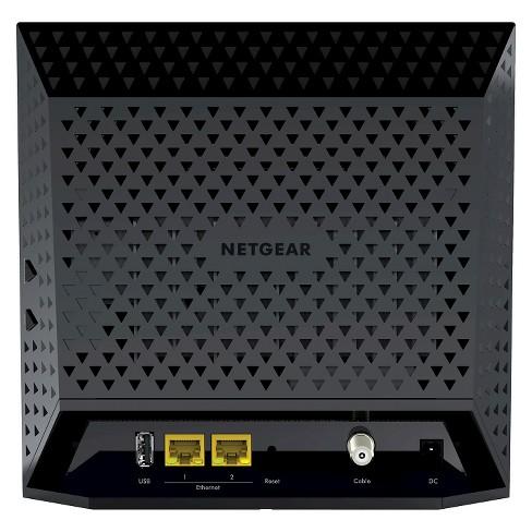 NETGEAR AC1600 WiFi DOCSIS 3 0 Cable Modem Router (C6250)