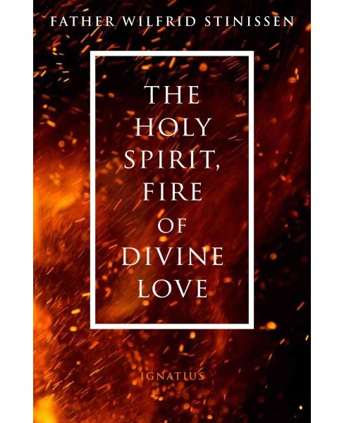 Holy Spirit, Fire of Divine Love (Paperback) (Wilfrid Stinissen) - image 1 of 1