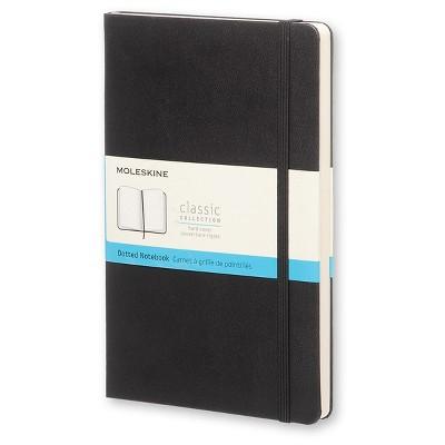 Moleskine Dotted Notebook - Black Hardcover