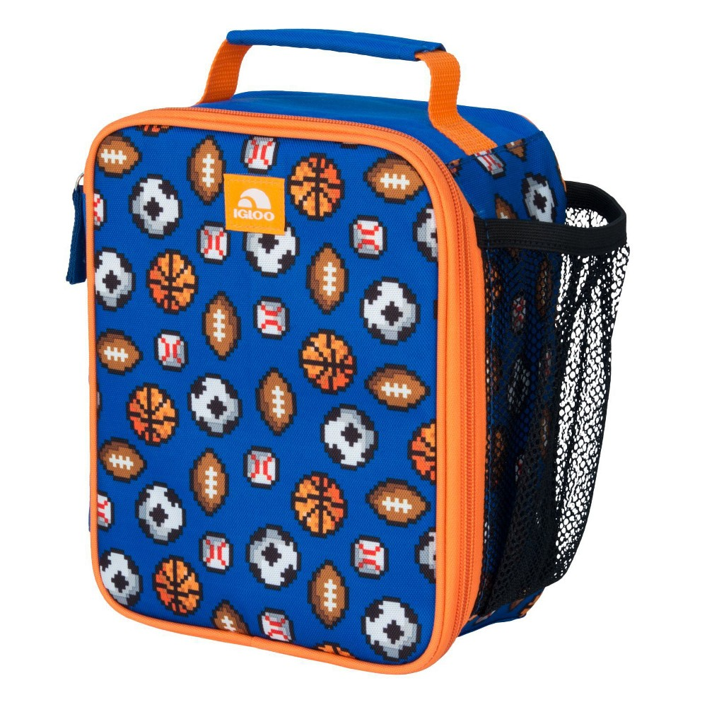 Igloo Lunch Bag - Sports, Multi-Colored