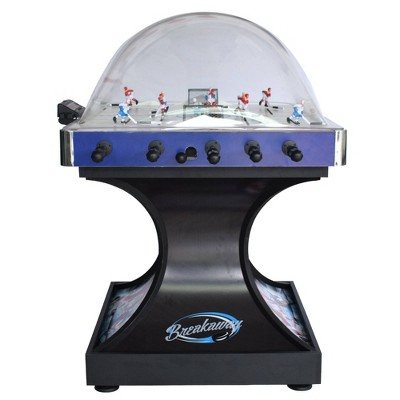 Hathaway Breakaway Dome Hockey Table with LED Scoring Unit