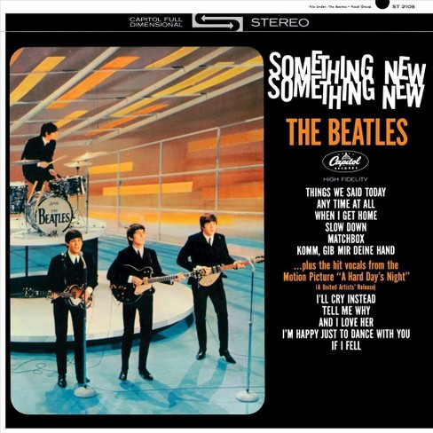 Beatles - Something New (CD) - image 1 of 1