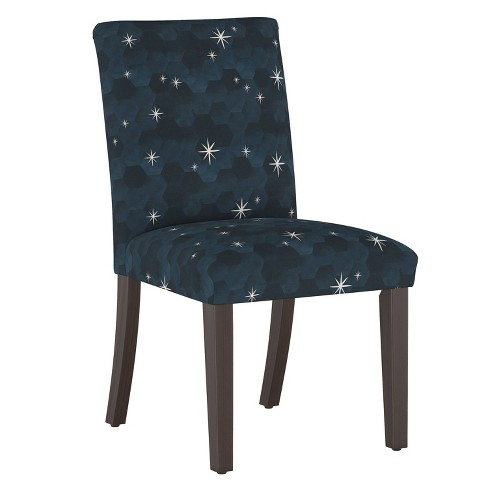 Dining Chair Starlit Blue - Skyline Furniture - image 1 of 4