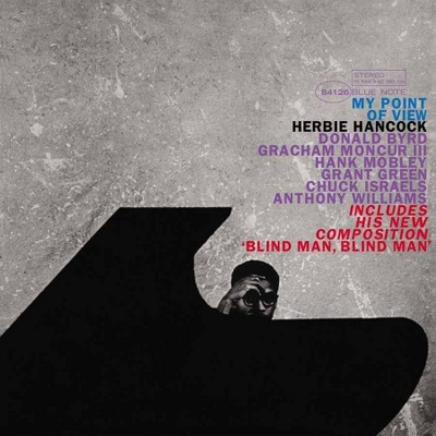 Herbie Hancock - My Point Of View (Blue Note Tone Poet Series) (LP) (Vinyl)