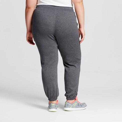 321f0427ec5c5 Women s Plus Size Authentics French Terry Jogger Pants 29