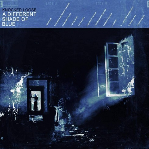 Knocked Loose - A Different Shade Of Blue (CD) - image 1 of 1