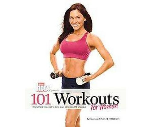 101 Workouts for Women (Paperback) - image 1 of 1