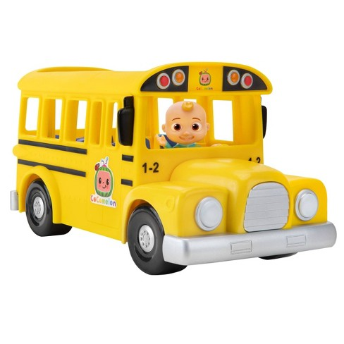 CoComelon Feature Vehicle School Bus - image 1 of 4