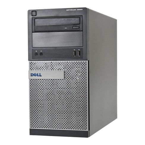 Dell 3020-T Certified Pre-Owned PC, Core i5-4570 3.2GHz, 8GB Ram, 2TB HDD, Win 10 Pro (64-bit) Manufacturer Refurbished - image 1 of 3