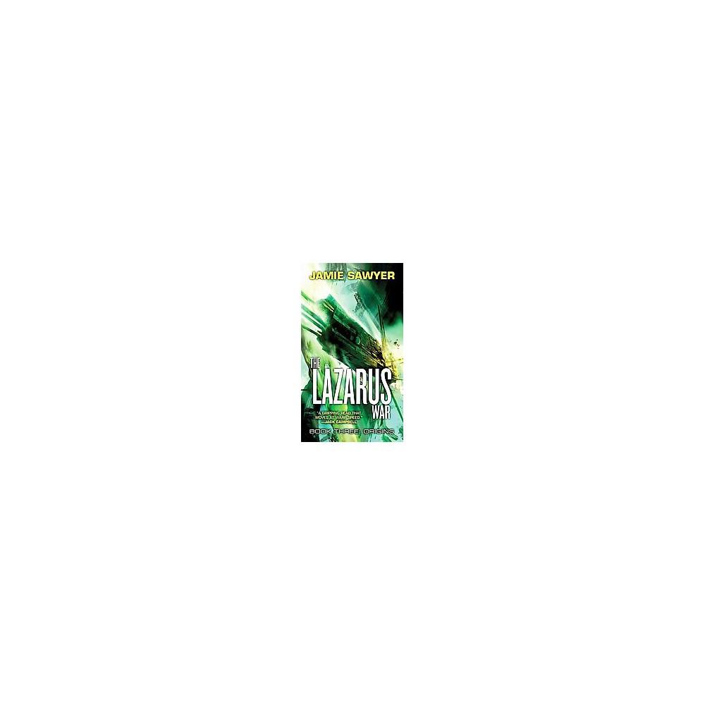Origins (Reissue) (Paperback) (Jamie Sawyer)