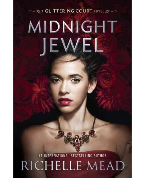 Midnight Jewel -  (Glittering Court) by Richelle Mead (Hardcover) - image 1 of 1