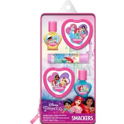 Lip Smacker Pouch Color Cosmetic Set - Princess - 5pc
