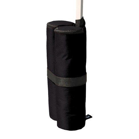 Shelter Logic Canopy Anchor Bags - Set of 4 Black - image 1 of 2