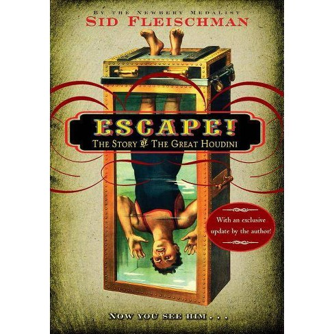 Escape! - by  Sid Fleischman (Paperback) - image 1 of 1