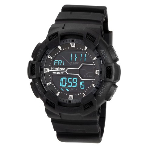 Men's Armitron Digital Sport Watch - Black - image 1 of 1