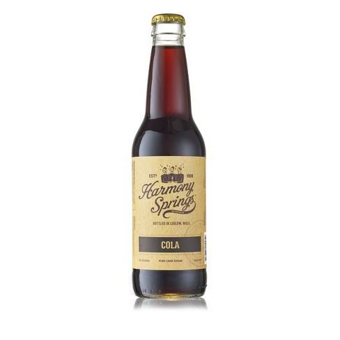 Harmony Springs Cola Soda - 12 fl oz Bottle - image 1 of 1