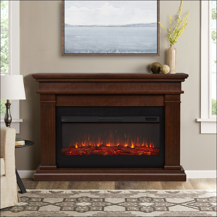 Real Flame Beau Electric Fireplace - image 1 of 6