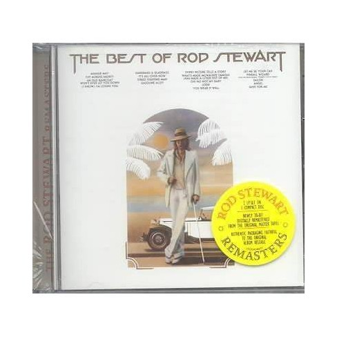 Rod Stewart - Best of Rod Stewart (Mercury) (Remaster) (CD) - image 1 of 4