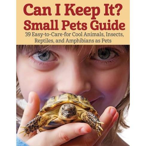 Can I Keep It? Small Pets Guide - by  Tanguy (Paperback) - image 1 of 1