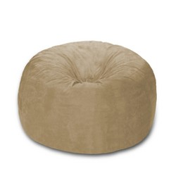 Relax Sack 5 ft Large Memory Foam Bean Bag