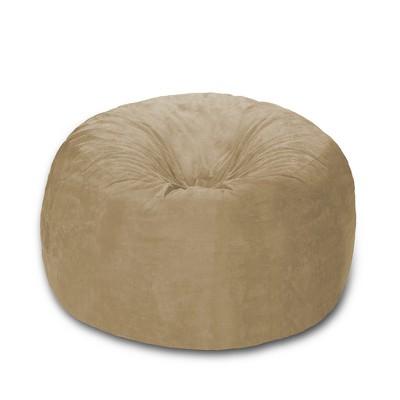 Relax Sack 5 Ft Large Memory Foam Bean Bag