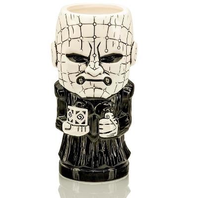Beeline Creative Geeki Tikis Hellraiser Pinhead Mug | Ceramic Tiki Style Cup | Holds 26 Ounces