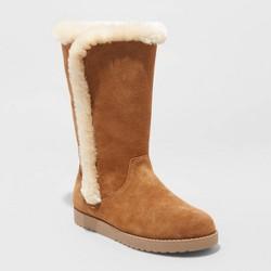 Women's Daniela Suede Tall Boots - Universal Thread™