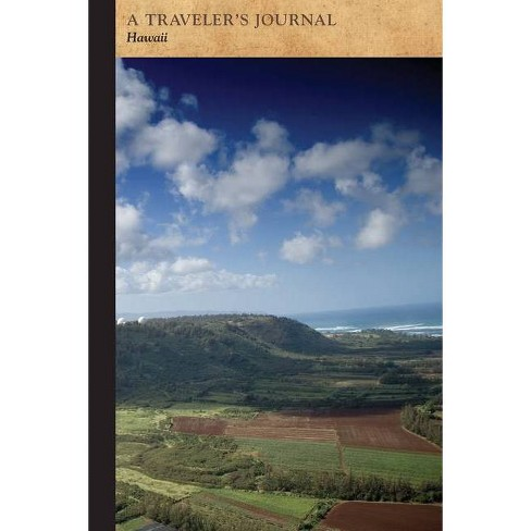 Hawaii: A Traveler's Journal - (Travel Journal) by  Applewood Books (Paperback) - image 1 of 1