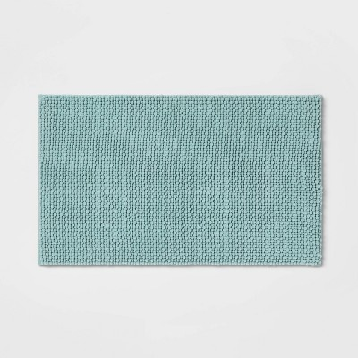 Low Chenille Memory Foam Bath Rug - Threshold™