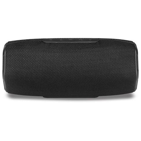 iLive Audio Waterproof Fabric Wireless Speaker (IPX5) - Black (ISBW348B)