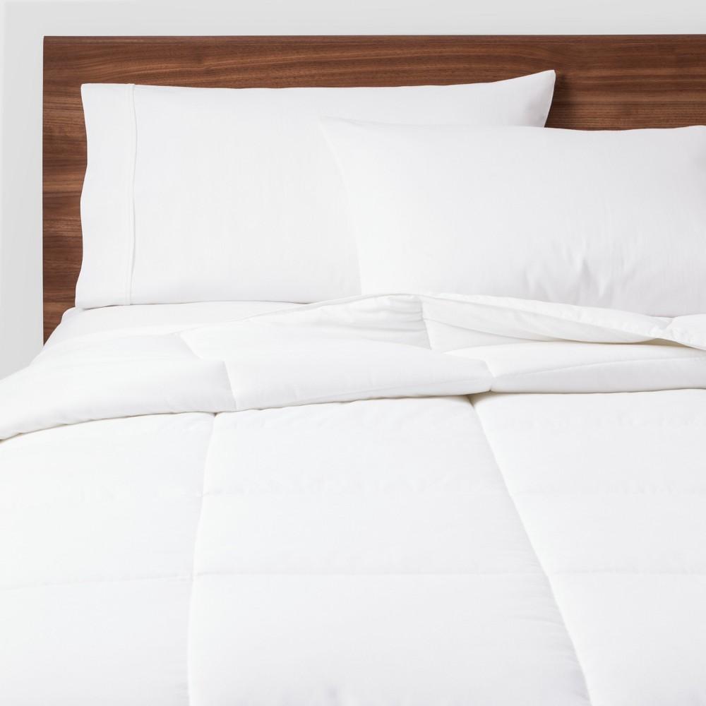 Twin/Twin XL Warm Down Alternative Comforter Insert White - Made By Design