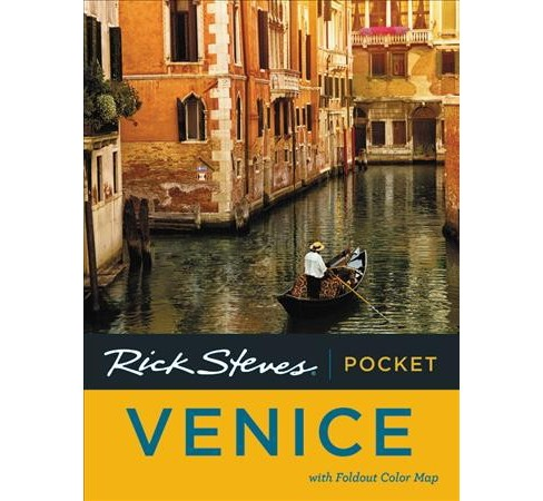Rick Steves Pocket Venice -  by Rick Steves & Gene Openshaw (Paperback) - image 1 of 1