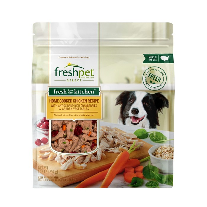 Freshpet Select Fresh From the Kitchen - Refrigerated Wet Dog Food - 1.75lb - image 1 of 3