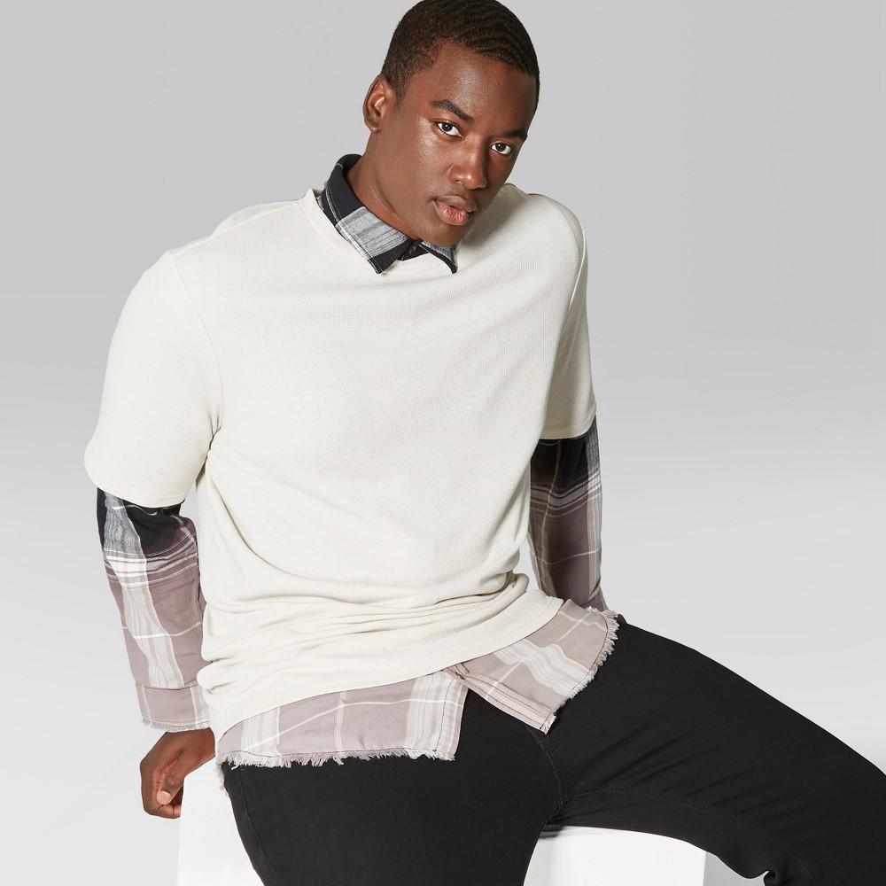Men's Big & Tall Short Sleeve Thermal T-Shirt - Original Use Beachcomber 4XBT