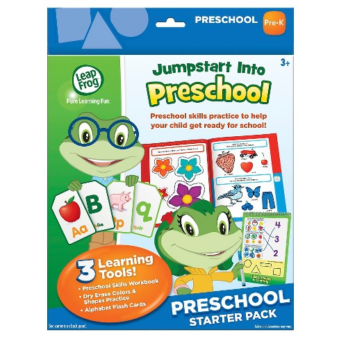 LeapFrog® Jumpstart Into Preschool Starter Pack - image 1 of 1