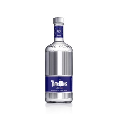 Three Olives Vodka - 1.75L Bottle